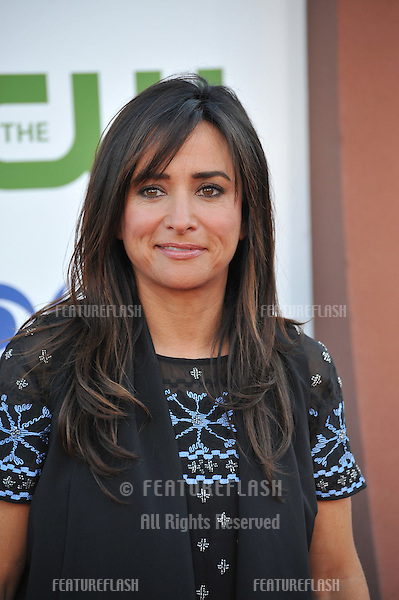 Pamela Adlon, star of Californication, at the CBS Summer 2011 TCA Party at The Pagoda, Beverly Hills..August 3, 2011  Los Angeles, CA.Picture: Paul Smith / Featureflash