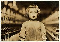 child labour circa 1908