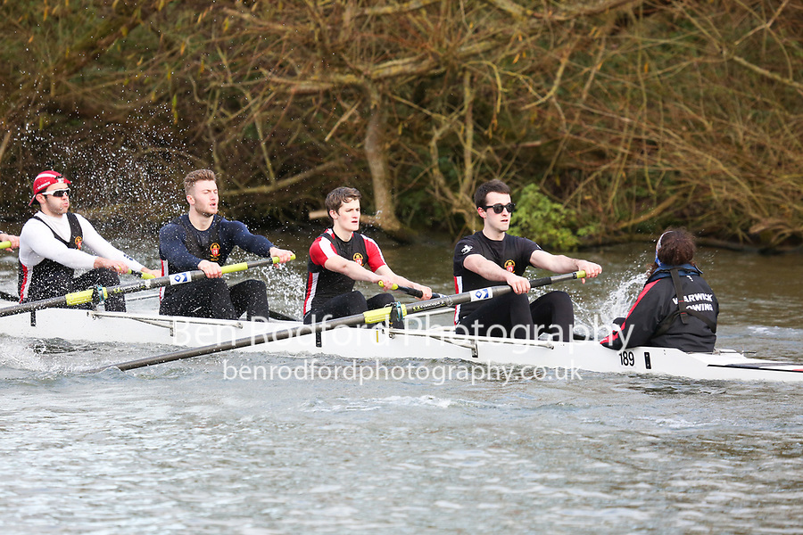 Crew: 189   Op 8+ BAND-4   Warwick, University of, Boat Club   UWK-WATKINS<br /> <br /> Wallingford Head 2017<br /> <br /> To purchase this photo, or to see pricing information for Prints and Downloads, click the blue 'Add to Cart' button at the top-right of the page.