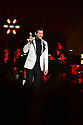 MIAMI BEACH, FL - DECEMBER 04: Sebastien Izambard of Il Divo performs during 'A Holiday Song Celebration' at Fillmore Miami Beach at the Jackie Gleason Theater  on December 4, 2019 in Miami Beach, Florida.   ( Photo by Johnny Louis / jlnphotography.com )