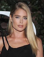 NEW YORK, NY - SEPTEMBER 09:  Doutzen Kroes arrives at the #BoF500 gala dinner during New York Fashion Week Spring/Summer 2018 at Public Hotel on September 9, 2017 in New York City. <br /> CAP/MPI/JP<br /> &copy;JP/MPI/Capital Pictures