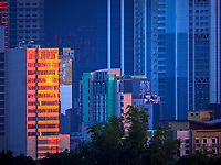 Manila, Philippines Architecture high rise buildings in Manila, Makati,Philippines