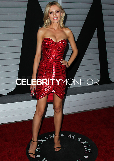 WEST HOLLYWOOD, CA, USA - JUNE 10: Bar Paly at the MAXIM Hot 100 Party held at the Pacific Design Center on June 10, 2014 in West Hollywood, California, United States. (Photo by Xavier Collin/Celebrity Monitor)