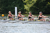 Race: 291  W.MasC.4x-  Final<br /> 275  Eton Excelsior Rowing Club<br /> 277  Mortlake Anglian &amp; Alpha Boat Club<br /> <br /> Henley Masters Regatta 2018 - Saturday<br /> <br /> To purchase this photo, or to see pricing information for Prints and Downloads, click the blue 'Add to Cart' button at the top-right of the page.