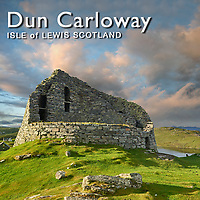 Dun Carloway Broch Fort - Isle of Lewis - Pictures & Images -
