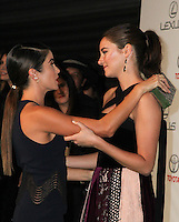 BURBANK, CA - OCTOBER 22: Shailene Woodley, Nikki Reed attends the Environmental Media Association 26th Annual EMA Awards Presented By Toyota, Lexus And Calvert at Warner Bros. Studios on October 22, 2016 in Burbank, California (Credit: Parisa Afsahi/MediaPunch).