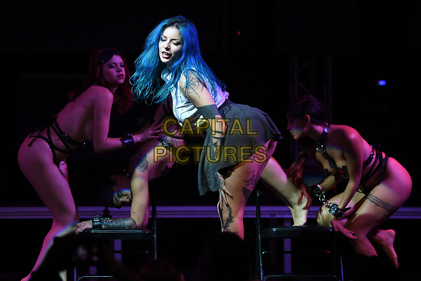 FORT LAUDERDALE, FL - MAY 04: Suicide Girls perform at The Culture Room on May 4, 2017 in Fort Lauderdale, Florida. <br /> CAP/MPI04<br /> &copy;MPI04/Capital Pictures