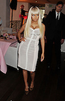 WEST HOLLYWOOD, CA - MARCH 01: Nicki Minaj attends the KMart 'Shop Your Way' Launch Party at Fig & Olive Melrose Place on March 1, 2013 in West Hollywood, California. PAP0313JP437.PAP0313JP437. /NortePhoto