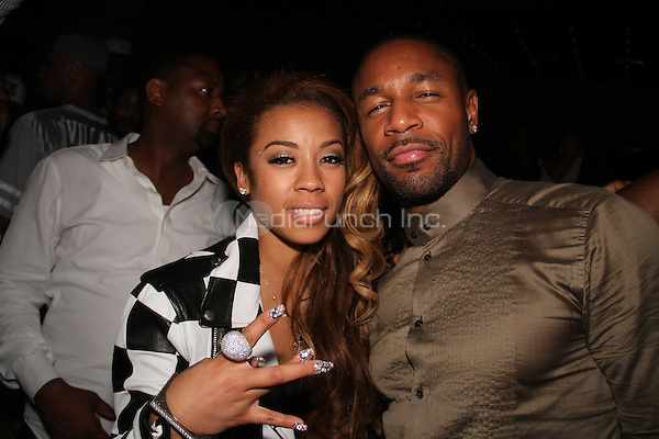 HOLLYWOOD, CA - JUNE 29, 2014<br /> Keisha Cole attends Usher's BET awards after party at Emerson, June 29, 2014 in Hollywood, CA<br /> Walik Goshorn/MediaPunch