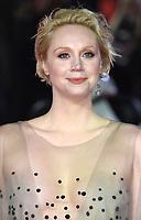 "Gwendoline Christie<br /> arriving for the ""Star Wars: The Last Jedi"" film premiere at the Royal Albert Hall, London.<br /> <br /> <br /> ©Ash Knotek  D3363  12/12/2017"