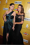 BEVERLY HILLS, CA. - January 17: Marion Cotillard and Penelope Cruz arrive at The Weinstein Company 2010 Golden Globe After Party at The Beverly Hilton Hotel on January 17, 2010 in Beverly Hills, California.