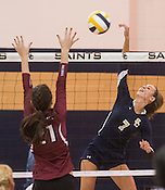 Springdale vs. Shiloh Christian Volleyball Monday, Aug. 24