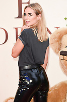 Kimberley Garner<br /> arriving for the World Premiere of &quot;Goodbye Christopher Robin&quot; at the Odeon Leicester Square, London<br /> <br /> <br /> &copy;Ash Knotek  D3311  20/09/2017