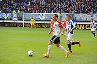 VOETBAL: HEERENVEEN: Abe Lenstra Stadion 21-05-2015, SC Heerenveen - Feyenoord, uitslag 1-0, ©foto Martin de Jong