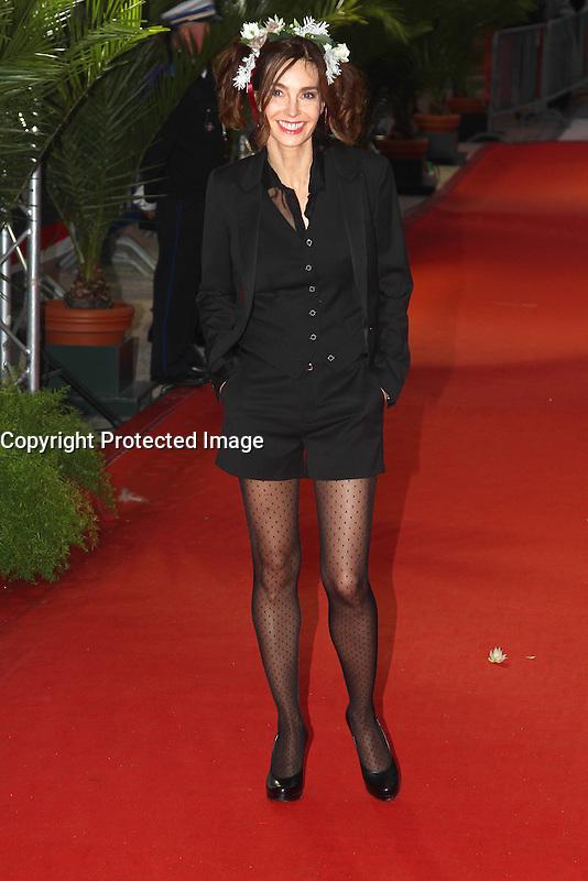 Anne Parillaud 27 Festival du film Britannique ,Dinard,France 1/10/2016