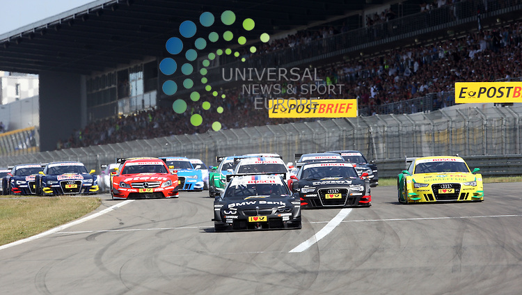 DTM 2012,06.Lauf Nürburgring,17.08.-19.08.12 .Rennstart,Race Start..Hasan Bratic;Koblenzerstr.3;56412 Nentershausen;Tel.:0172-2733357;.hb-press-agency@t-online.de;http://www.uptodate-bildagentur.de;.Veroeffentlichung gem. AGB - Stand 09.2006; Foto ist Honorarpflichtig zzgl. 7% Ust.; Steuer-Nr.: 30 807 6032 6;Finanzamt Montabaur;  Nassauische Sparkasse Nentershausen; Konto 828017896, BLZ 510 500 15;SWIFT-BIC: NASS DE 55;IBAN: DE69 5105 0015 0828 0178 96; Belegexemplar erforderlich!.