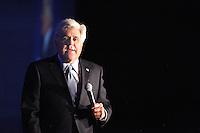 PHILADELPHIA, PA - NOVEMBER 4 :  Jay Leno performing at the Jewish Federation Of Greater Philadelphia's Main Event at the Philadelphia Marriott in Philadelphia, Pa on November 4, 2012  ***HOUSE COVERAGE***  © Star Shooter / MediaPunch Inc /NortePhoto .<br /> ©NortePhoto
