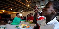 "HIV Healthcare Center ""Ubuntu Africa"" for kids in Khayelitsha, Cape Town, SA 2010"