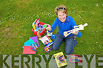 FUN: Ballybunion artist Lisa Fingelton from The Happy Artist is organising happy art camp this July for children.