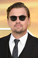 "Leonardo Dicaprio<br /> arriving for the ""Once Upon a Time... in Hollywood"" premiere, Leicester Square, London<br /> <br /> ©Ash Knotek  D3514  30/07/2019"