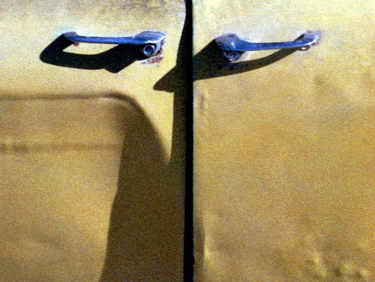 Two Car Doors
