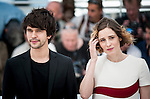 Ben Whishaw and Angeliki Papoulia