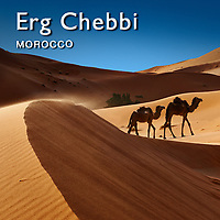 Erg Chebbi Sand Dunes Photos, Pictures and Images