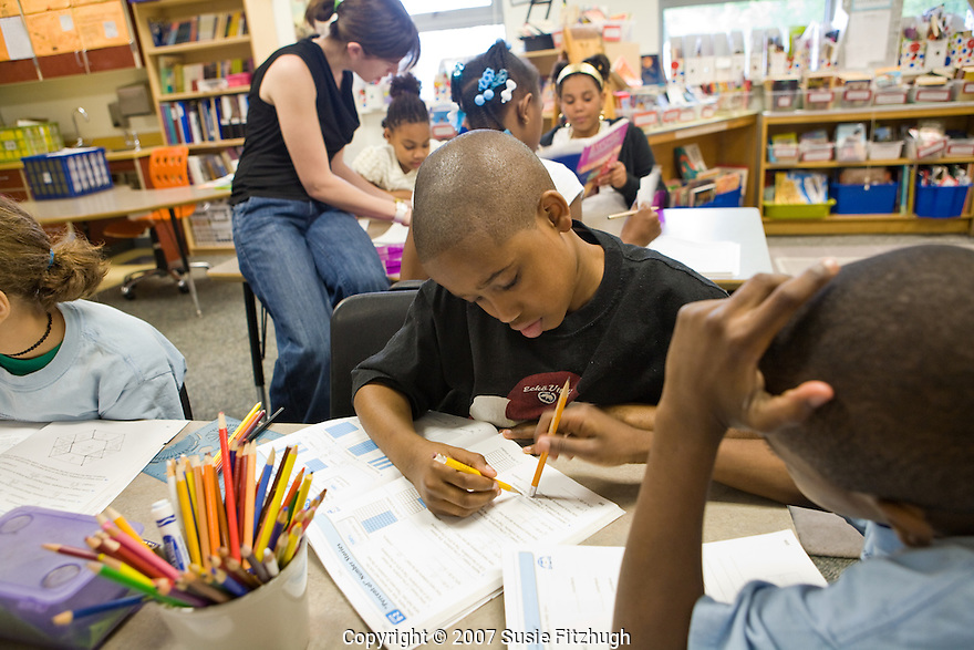 Madrona K-8 School in Seattle, WA: Working together