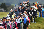 29th September 2017, Windross Farm, Auckland, New Zealand; LPGA McKayson NZ Womens Open, second;  Galleries on the 14th fairway