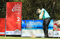 Henric Sturhed (SWE) during the third round of the Magical Kenya Open presented by ABSA, played at Karen Country Club, Nairobi, Kenya. 16/03/2019<br /> Picture: Golffile | Phil Inglis<br /> <br /> <br /> All photo usage must carry mandatory copyright credit (&copy; Golffile | Phil Inglis)