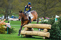 GBR-Laura Collett. 2013 GBR-Chatsworth International Horse Trials. Saturday 11 May. Copyright Photo: Libby Law Photography