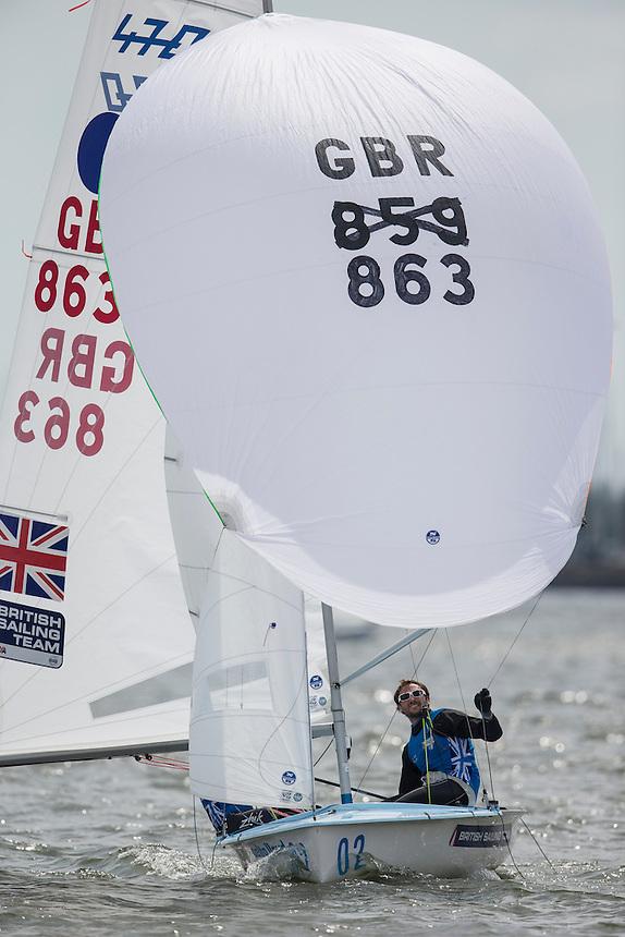 Delta Lloyd Regatta   Day 5   Medal Races   Medemblik (NED)   Photo : Guilain GRENIER