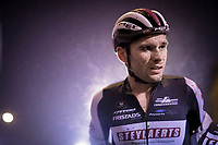 Gianni Vermeersch (BEL/Steylaerts-777) steaming post-race<br /> <br /> men's race<br /> 44th Superprestige Diegem (BEL) 2018<br /> ©kramon
