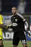 Andy Gruenebaum..Columbus Crew defeated Kansas City Wizards 2-0 at Community America Ballpark, Kansas  City, Kansas.