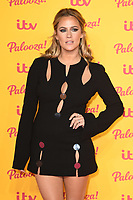 LONDON, UK. October 16, 2018: Caroline Flack arriving for the &quot;ITV Palooza!&quot; at the Royal Festival Hall, London.<br /> Picture: Steve Vas/Featureflash