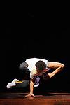 PARADIS LAPSUS<br /> <br /> Conception, mise en scène, chorégraphie Pierre Rigal<br /> Livret Pierre Rigal et toute l'équipe artistique<br /> Musiques et chants Micro Réalité- Mélanie Chartreux, Malik Djoudi, Gwenaël Drapeau, Julien Lepreux, Pierre Rigal<br /> Interprétation Gisèle Pape (chant), Camille Regneault (danse), Julien Saint-Maximin (danse)<br /> Collaboratrice artistique Mélanie Chartreux<br /> Conseiller à la dramaturgie Taïcyr Fadel<br /> Lumière scénographie Frédéric Stoll<br /> Costumes Sakina M'sa<br /> Peinture décor Isadora de Ratuld<br /> Compagnie : dernière minute<br /> Lieu : Théâtre de Chaillot<br /> Ville : Paris<br /> Date : 11/11/2014