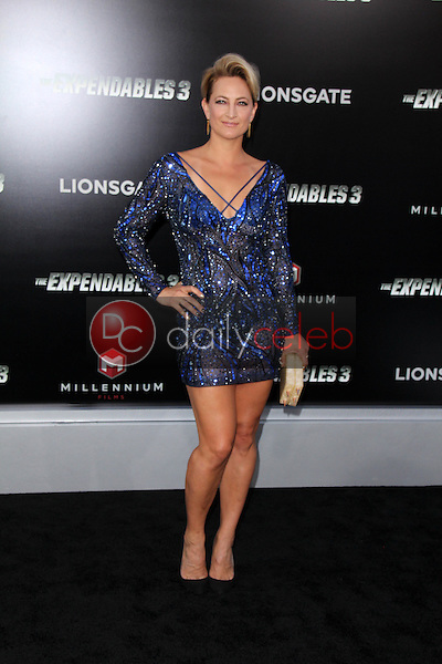 Zoe Bell<br /> at &quot;The Expendables 3&quot; Los Angeles Premiere, TCL Chinese Theater, Hollywood, CA 08-11-14<br /> David Edwards/Dailyceleb.com 818-249-4998