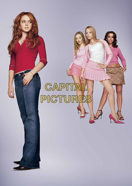 POSTER.in Mean Girls.Filmstill - Editorial Use Only.CAP/AWFF.supplied by Capital Pictures
