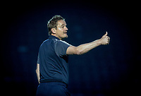 AFC Wimbledon Manager Neal Ardley during the Friendly match between Wycombe Wanderers and AFC Wimbledon at Adams Park, High Wycombe, England on 25 July 2017. Photo by Kevin Prescod.
