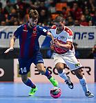 XXX Copa de España de Futbol Sala - LNFS <br /> Valencia 2019.<br /> <br /> ElPozo Murcia 4 - Levante UDFS 0<br /> <br /> Pabellon de la Fuente de San Luis (Valencia - España)<br /> <br /> 28 de febrero de 2019.