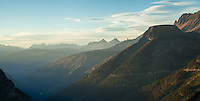 Vista, Highline Trail