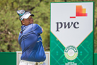 Kiradech Aphibarnrat (THA) during the first round at the Nedbank Golf Challenge hosted by Gary Player,  Gary Player country Club, Sun City, Rustenburg, South Africa. 08/11/2018 <br /> Picture: Golffile | Tyrone Winfield<br /> <br /> <br /> All photo usage must carry mandatory copyright credit (&copy; Golffile | Tyrone Winfield)