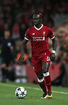 Sadio Mane of Liverpool during the Champions League Quarter Final 1st Leg, match at Anfield Stadium, Liverpool. Picture date: 4th April 2018. Picture credit should read: Simon Bellis/Sportimage
