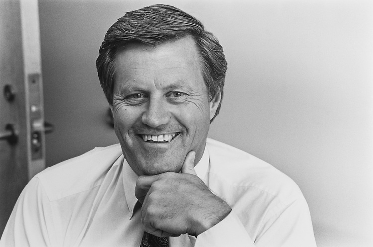Portrait of Rep. Collin Peterson, D-Miss., in March 1992. (Photo by Laura Patterson/CQ Roll Call via Getty Images)