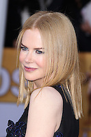 LOS ANGELES, CA - JANUARY 27: NIcole Kidman at The 19th Annual Screen Actors Guild Awards at the Los Angeles Shrine Exposition Center in Los Angeles, California. January 27, 2013. Credit: MediaPunch Inc.