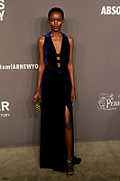 06 February 2019 - New York, NY - Flaviana Matata. 21st Annual amfAR Gala New York benefit for AIDS research during New York Fashion Week held at Cipriani Wall Street.  <br /> CAP/ADM/DW<br /> &copy;DW/ADM/Capital Pictures