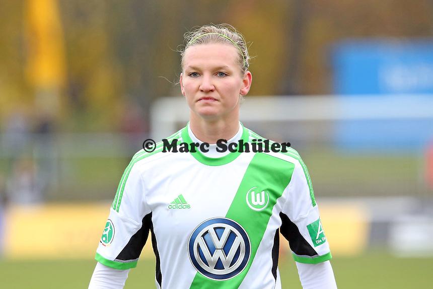 Alexandra Popp (Wolfsburg) - 1. FFC Frankfurt vs. VfL Wolfsburg, DFB-Pokal