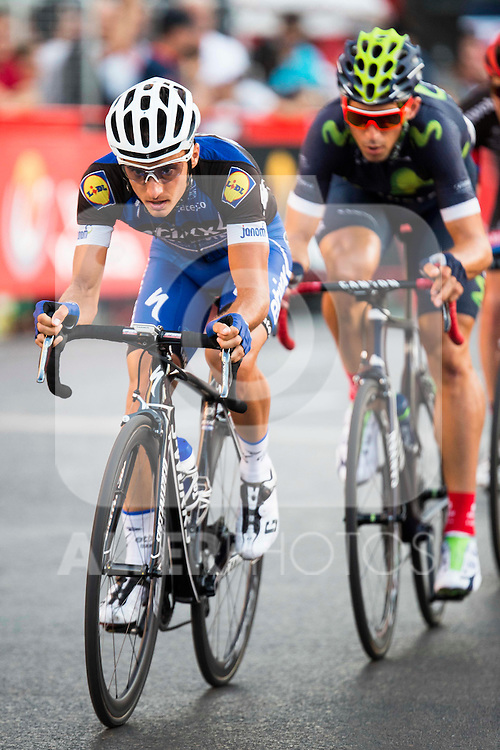 La Vuelta a España 2016 in Madrid. September 11, Spain. 2016. (ALTERPHOTOS/BorjaB.Hojas)