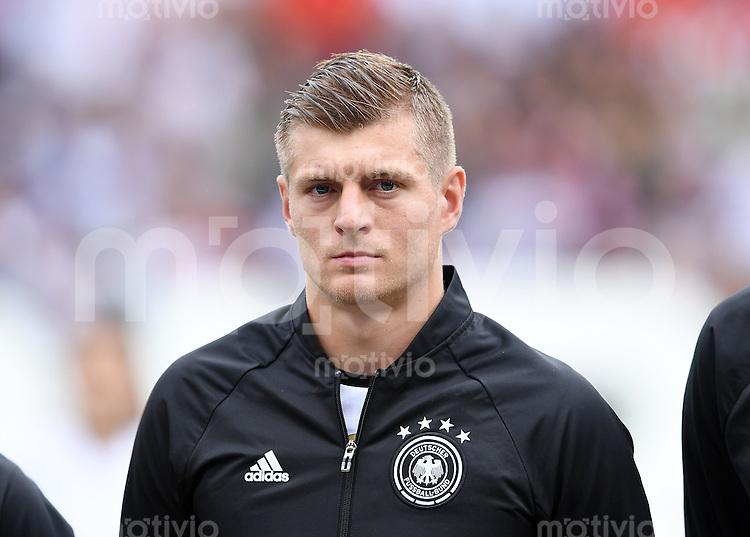FUSSBALL EURO 2016 GRUPPE C in Paris Nordirland - Deutschland     21.06.2016 Toni Kroos (Deutschland)