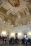 Palazzo Madama e il Museo di Arte Antica. Palazzo Madama and the Ancient Art Museum.